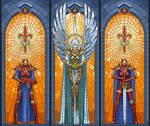 Saint Sisters by Khantian