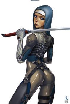 Nunja - Nun-Ninja
