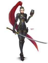Assassin by Khantian