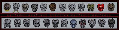Predator Mask's