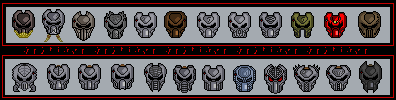 Predator Mask's by Dino21AvP