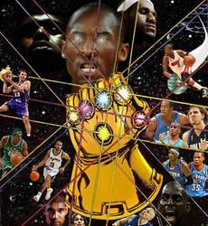 Marvel NBA by Dino21AvP