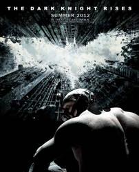 The Dark Knight Rises Poster by Dino21AvP