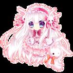 Shy Blinking Yuki chan by Maruuki
