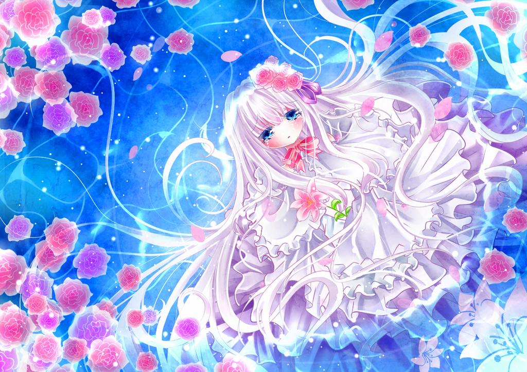 Water Princess by Maruuki