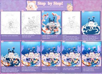 Fishys Step By Step by Maruuki