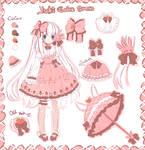 Cake Dress design( EDIT NEW DESIGN!!!!!)