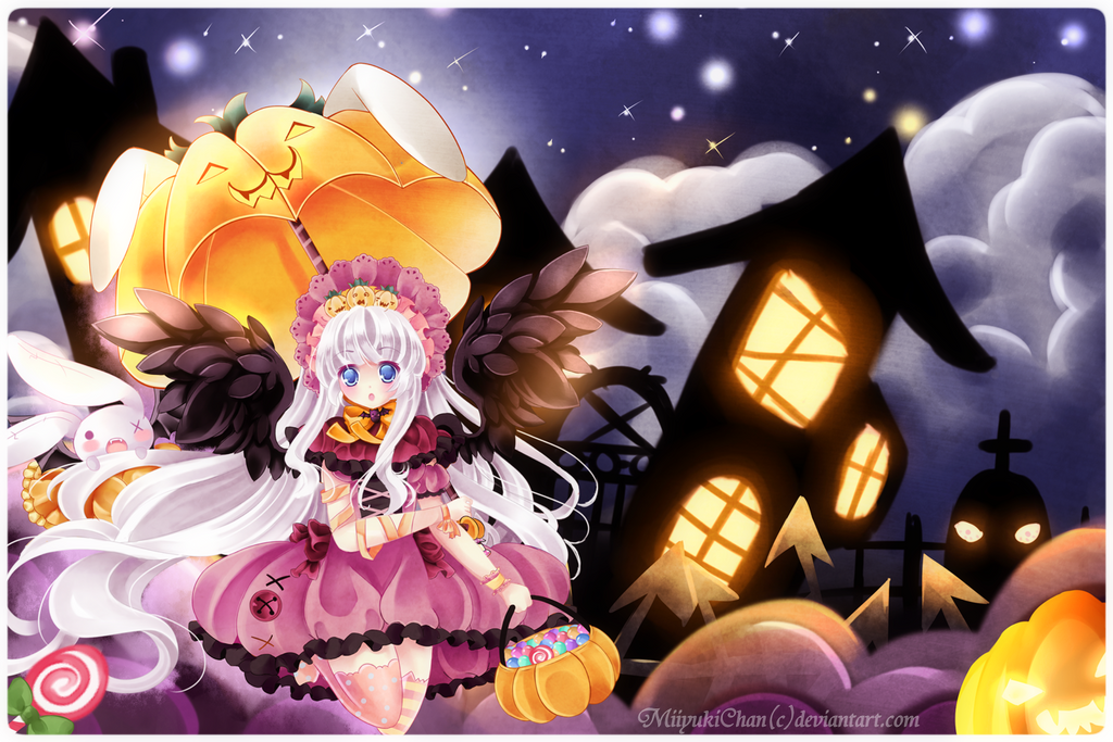 Hallows' Dove by Maruuki
