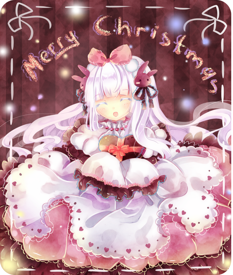 Merry Christmas Doodle by Maruuki