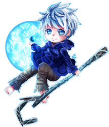 Jack Frost can you see him? by Maruuki