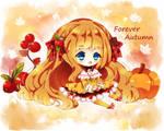 Forvever Autumn SPEEDPAINT