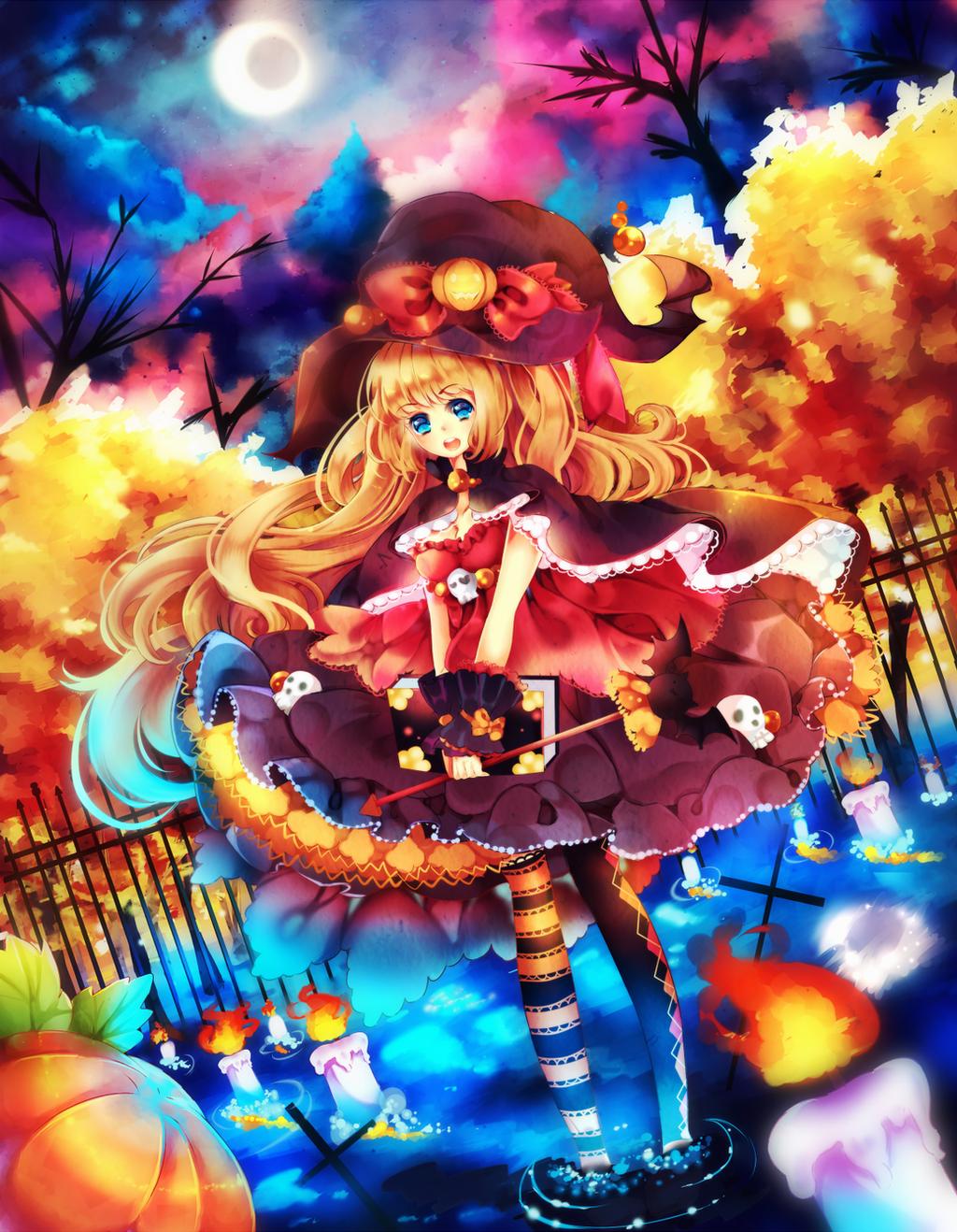 Halloween 2013 by Maruuki