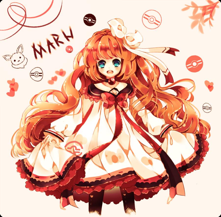 Maru Doodle by Maruuki