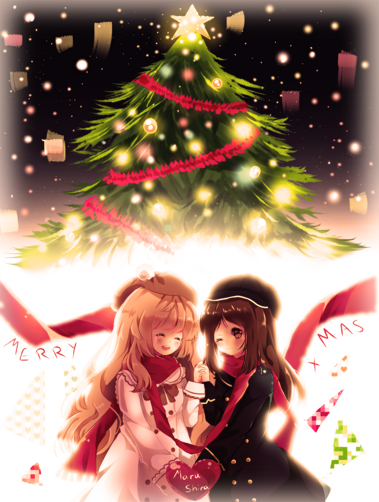Merry Christmas My dear Husby by Maruuki