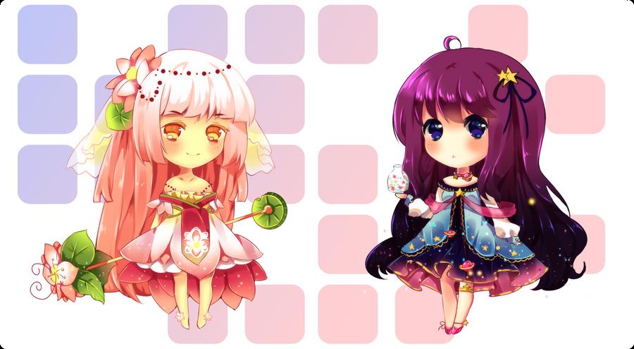 Custom Adoptables for Berryiis by Maruuki