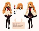 MaruMaru Doodle ref [updatet outfits]
