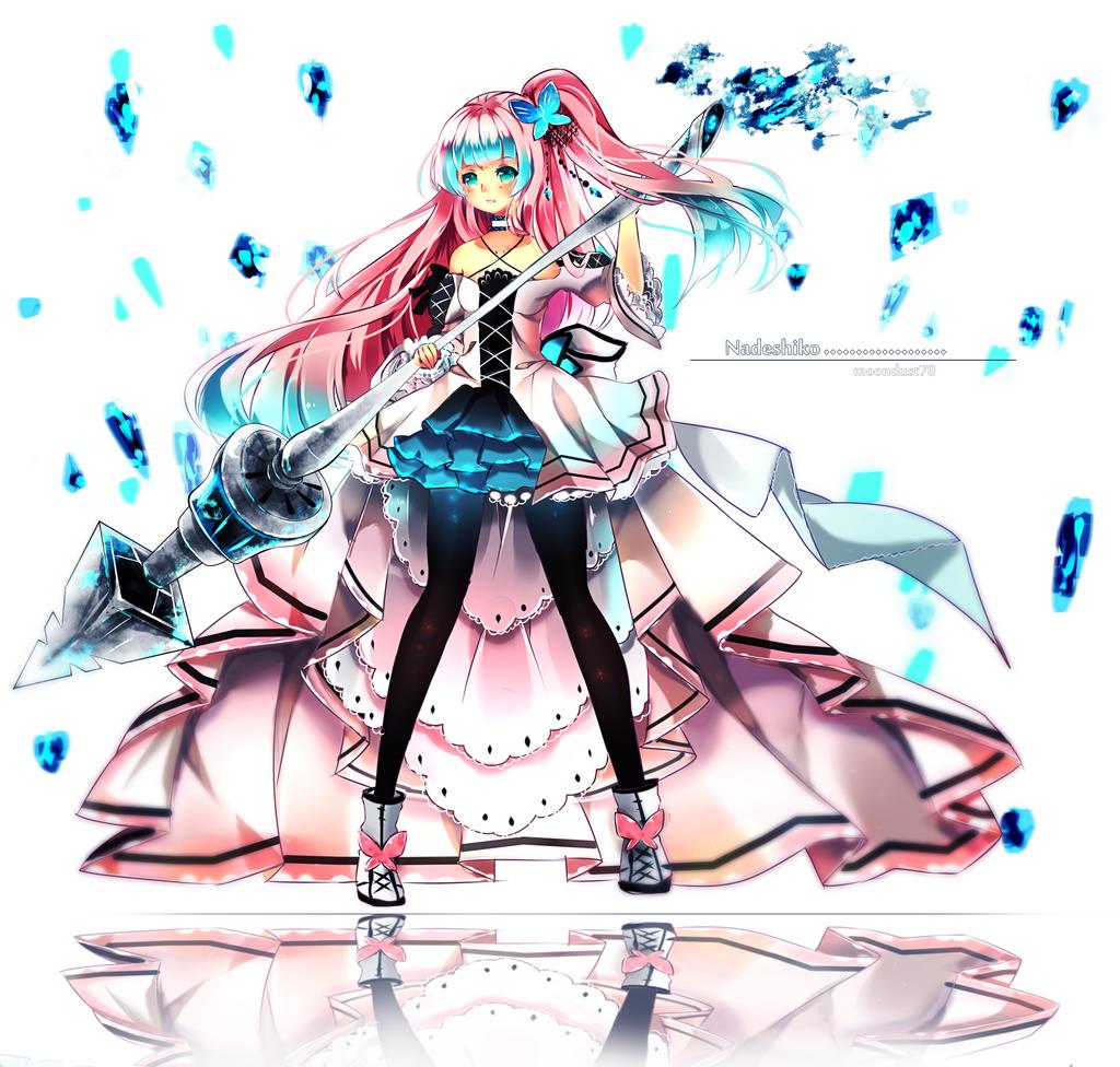 Broken Ice by Maruuki