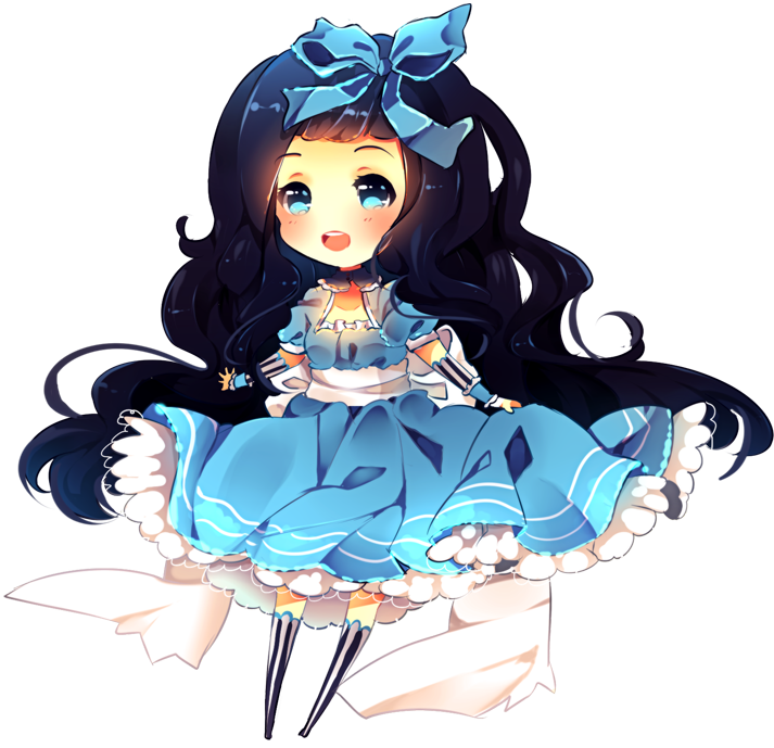 Download Anime Days Batch: Chibi Commission For Patti-Tea By Maruuki On DeviantArt