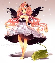 Night Fairy [ Closed ] by Maruuki