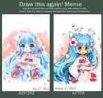 Draw this again 2012~2014