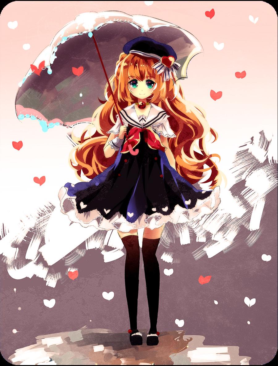Happy valentines day by maruuki on deviantart - Happy valentines day anime ...