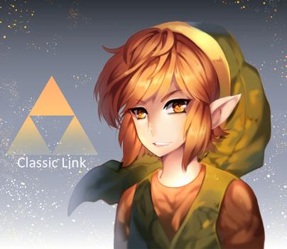 Classic Link-Hyrule Warriors