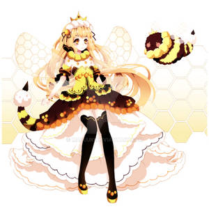 BBPP Bumblebee Queen Auction[Closed]