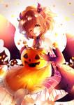 Happy Halloween 2015! [+Speedpaint]