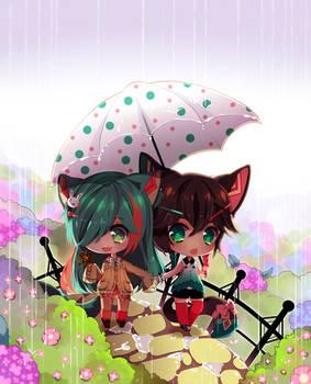 SV: Rain Walk