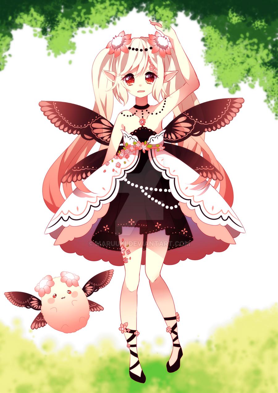 Flower/fairy BBPP hybrid [closed] by Maruuki