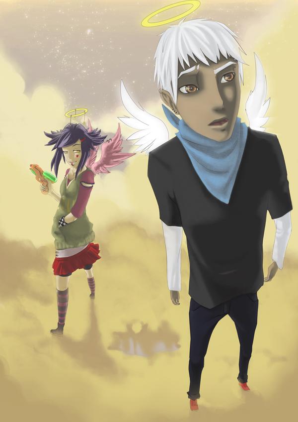 angels? by erikytiaa