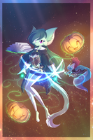 Happy Hallowen DK by ElisaWind