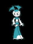 [Nickelodeon Characters]Jenny Wakeman