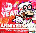 [Mario] One Year of Odyssey