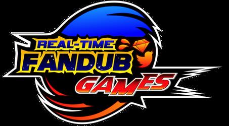 [Logo] Real-Time Fandub Games SA2 Style Logo by RapBattleEditor0510