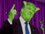 Stump gives a speech on Ogre Inequality.