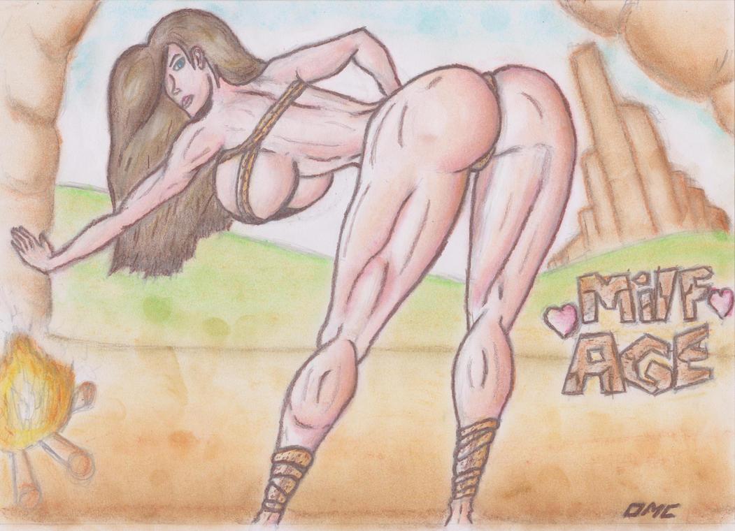 Milf Age by oscarmcarrera