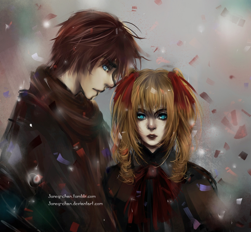 Love Each Other When Two Souls: They Don't Know Us By Juney-chan On DeviantArt