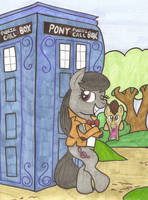 Octavia And The Doctor