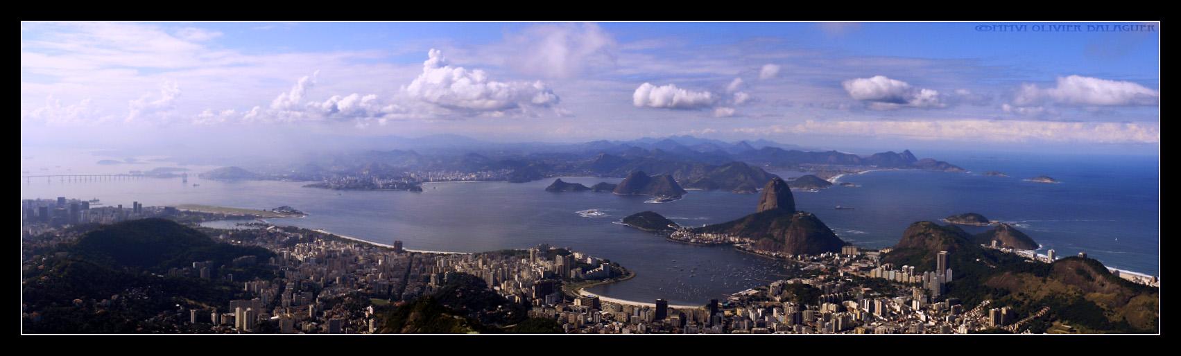 Rio de Janeiro by Hibatos