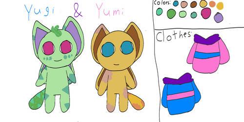 Yugi and Yumi