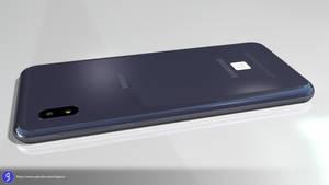 Samsung Galaxy A10e - 3D Model - Render 11