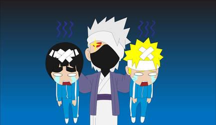 Naruto SD episode 11 by XSUN-N