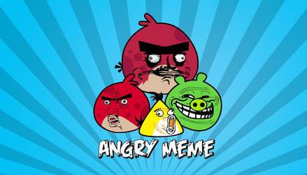 Angry meme by XSUN-N