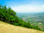 Paralayang hill by XSUN-N