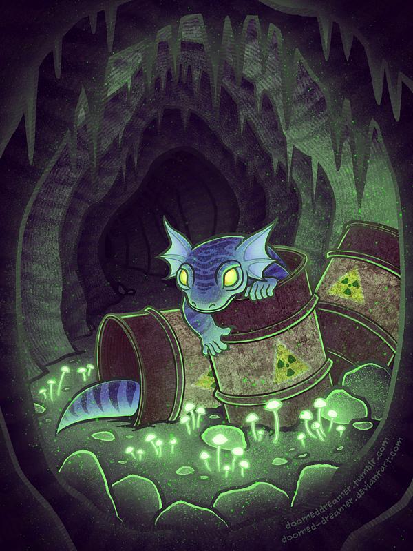 Glow by Doomed-Dreamer