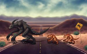 Deathclaw Crossing