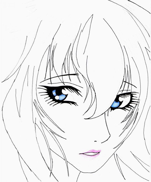 Anime eyes by ddavis1979 on DeviantArt