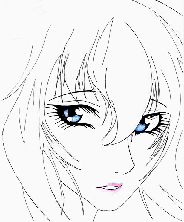Anime eyes by ddavis1979 on DeviantArt