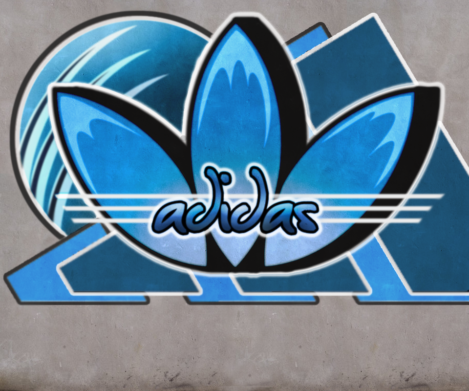 Propuesta alternativa dirigir Monumento  Adidas Graffiti Part 2 by ddavis1979 on DeviantArt